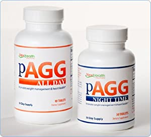 Pagg Stack Supplement System - One Month Supply As Specified In 4 Hour Body from NewHealth Solutions