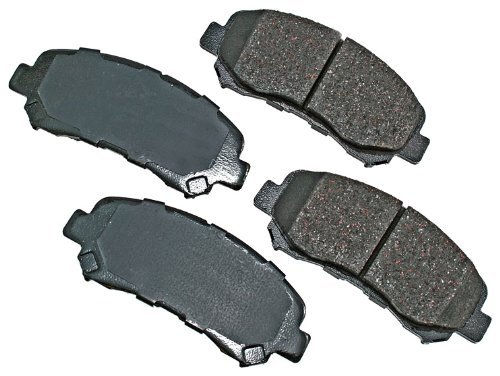 Akebono Act1338 Front Ceramic Brake Pads Jc Auto