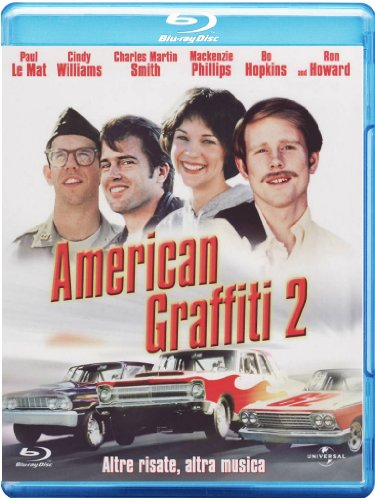 American graffiti 2 [Blu-ray] [IT Import]