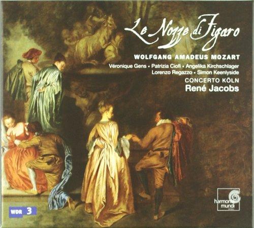Las Bodas De Figaro (R.Jacobs) - Mozart - CD
