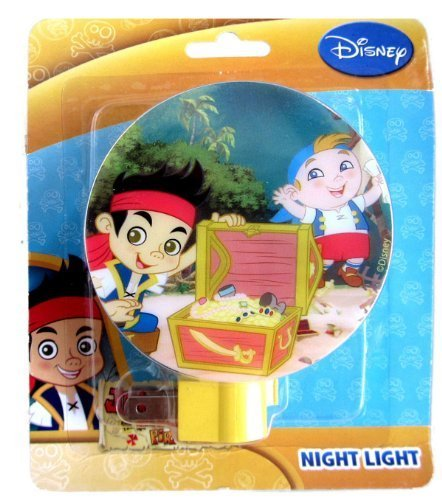 Jake and the Neverland Pirates Night Light NewBorn, Kid, Child, Childern, Infant, Baby - 1