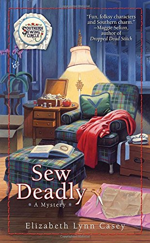 Image of Sew Deadly (Southern Sewing Circle Series)