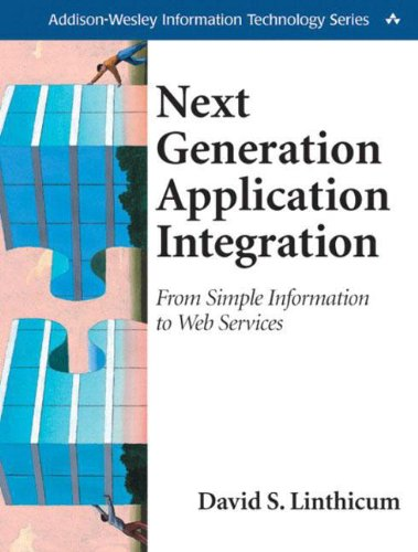 Next Generation Application Integration: From Simple...