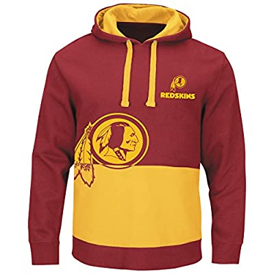 Washington Redskins Coin Toss Pullover Hooded Sweatshirt