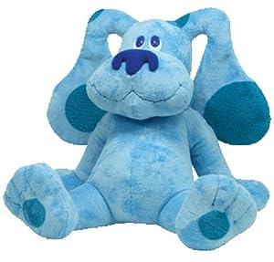 "Amazon.com: Ty Beanie Buddy Blues Clues 17"" Plush: Toys"