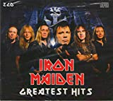 Iron Maiden Greatest Hits 2 CD Digipack Dark Blue Cover Heavy Metal Digipak