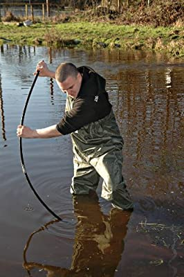 Bison Pvc / Nylon Chest Waders Sizes 7 8 9 10 11 0r 12 by BISON