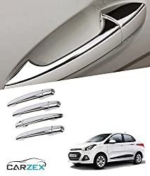Autowheel Chrome Door Handle Cover / Catch Cover For Hyundai Xcent