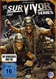 WWE - Survivor Series 2009 - John Cena, Triple H, Shawn Michaels