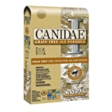 Canidae Dry Dog Food for All Life Stages, Grain Free Chicken, Turkey, Lamb and Fish, 15-Pound ~ CANIDAE