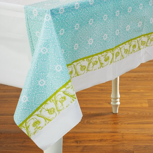 Creative Converting - Floral Bliss Plastic Tablecover