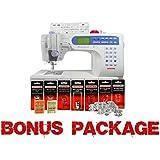 Janome Memory Craft 6500P / MC6500P Computerized Sewing Machine w/ FREE BONUS Package!