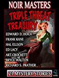 img - for Noir Masters Triple Threat Treasury book / textbook / text book