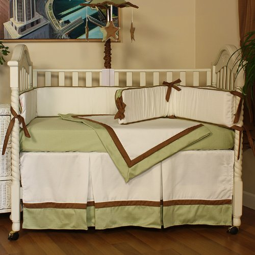 vintage teaberry 4 piece crib