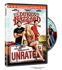 The Dukes of Hazzard (Unrated Widescreen Edition) from Warner Home Video