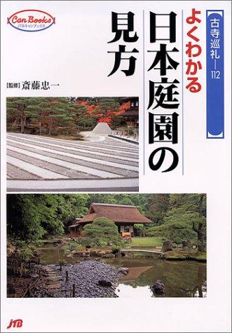 よくわかる日本庭園の見方 (JTBキャンブックス)