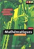 echange, troc  - Mathématiques, BTS industriel 1 : Livre de l'élève