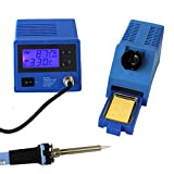 Regelbare digitale Lötstation ZD-931 mit ESD & beleuchtetem Display