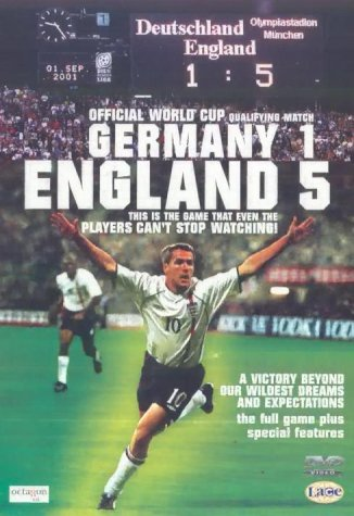 Germany 1, England 5 [DVD]