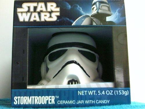 Stormtrooper Candy Jar
