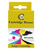 Cartridge House C4908A 940XL Magenta Ink Cartridge Suitable for HP Officejet Pro 8000, Hp officejet Pro 8500 Image