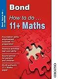 Elisabeth Heesom Bond How To Do 11+ Maths