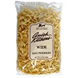 Amish Kitchens Home-Style Egg Noodles, 12-Ounce Bags (Pack of 12) ~ AMISH KITCHEN
