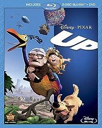 Up (Three-disc Blu-ray / DVD Combo)