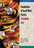 img - for Foundations of Social Work Practice: A Graduate Text book / textbook / text book