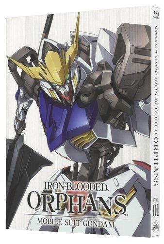 機動戦士ガンダム 鉄血のオルフェンズ 1 (特装限定版) [Blu-ray]
