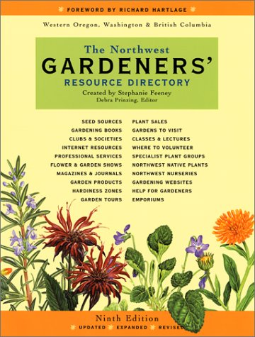 The Northwest Gardeners' Resource Directory (9th Edition)