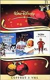 echange, troc Coffret Disney 3 VHS : Chiens des neiges / Super Noël / Hyper Noël