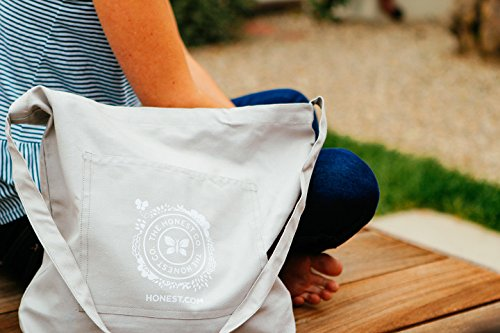 Honest Canvas Tote - 1