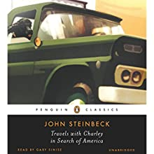 Travels with Charley in Search of America Audiobook by John Steinbeck Narrated by Gary Sinise