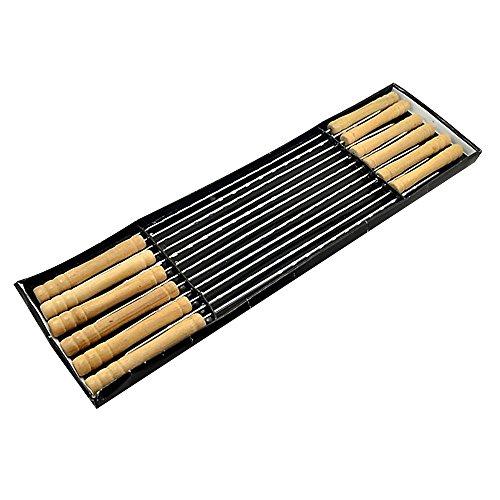 b-y-manico-in-legno-in-acciaio-inox-barbecue-grigliatura-kabob-spiedini-confezione-da-12