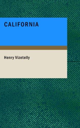 加利福尼亚州: 四个月之间黄金测距仪 ; 被爱迪亚