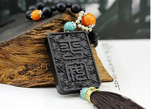 ping-ein-chinesischer-knoten-schwarz-wood-carving-auto-anhanger-verzierung-amulett-dekor