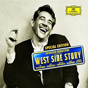 Leonard Bernstein: West Side Story & The Making of West Side Story DVD