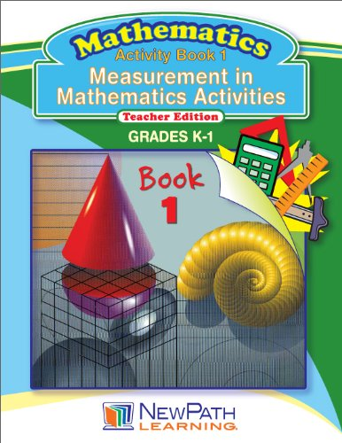 NewPath Learning Measurement in Math Series Reproducible Workbook, Grade K-1
