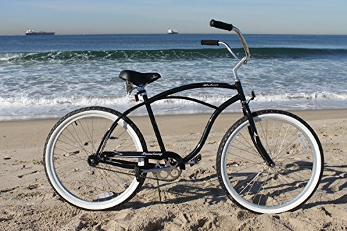 Firmstrong Urban Man Beach Cruiser Bicycle 4