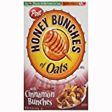 Honey Bunches Of Oats With Cinnamon Bunches, 14.5-Ounce Boxes (Pack Of 4)