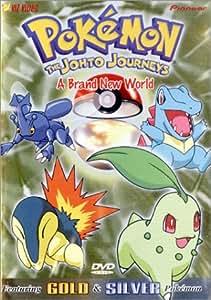 Pokemon - The Johto Journeys - A Brand New World (Vol. 39)