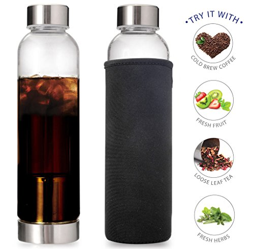 Amazon Cold Brew Coffee Infusion Bottle