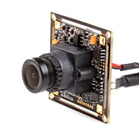 SC2000 600TVL D-WDR DNR Board Camera SONY Super HAD CCD for FPV, 2.8mm Lens, IR Blocked Filter
