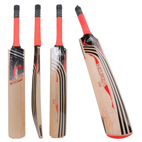 Adidas Incurza County Junior Grade 2 English Willow Cricket Bat rrp£100
