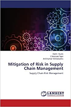 Mitigating risk of supply chain management