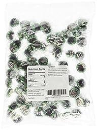 Chocolate Starlight Mints Hard Candy 1LB Bag