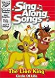 Disneys Sing Along Songs - The Lion King Circle of Life