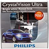 Philips 9007 CrystalVision Ultra Headlight Bulb, Pack of 2