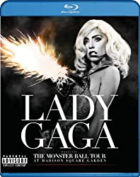 Lady Gaga Presents The Monster Ball Tour At Madison Square Garden [Blu-ray]